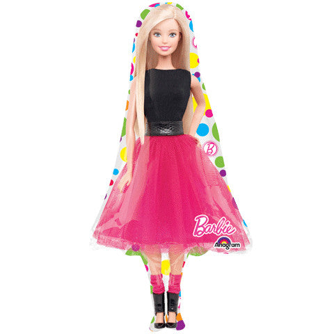 BARBIE SPARKLE SUPER SHAPE