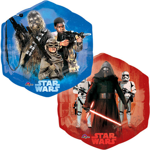 STAR WARS THE FORCE AWAKENS SUPER SHAPE