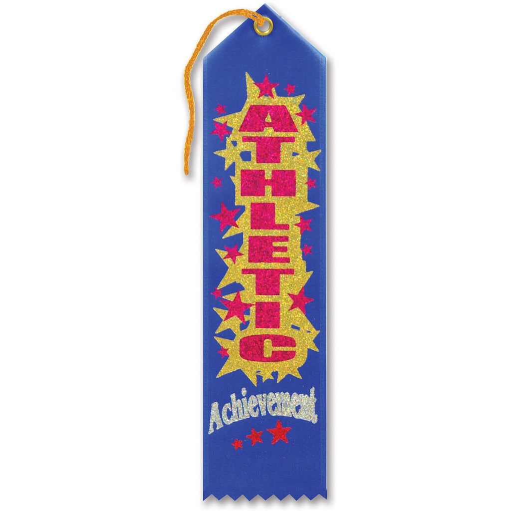 Athletic Achievement Award Rib