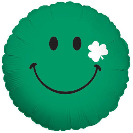 "18"" Smiley Shamrock"