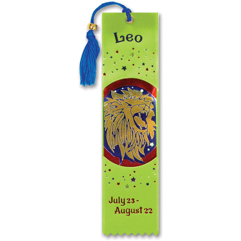 Leo Bookmark Ribbon