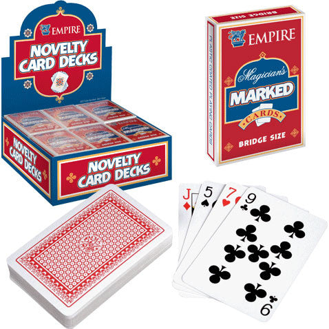 Marked Card Deck (1 Deck)