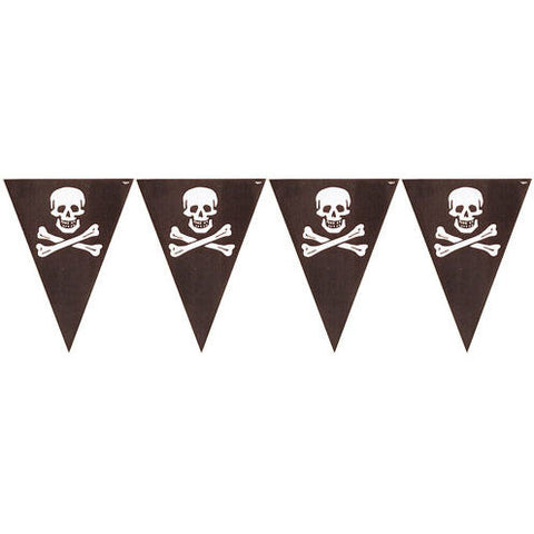 Buried Treasure Flag Banner