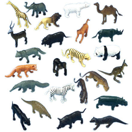 WILD ANIMALS (Sold by Gross)