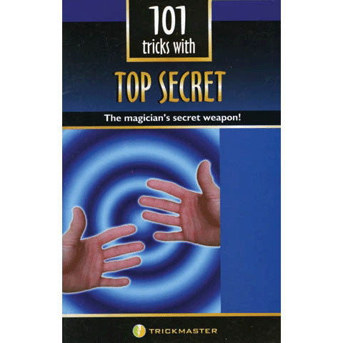 101 Thumb Tip Tricks Book
