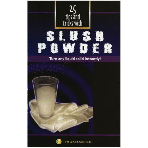 Slush Powder Book (25 Tricks)