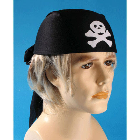 Pirate Hat w/Scarf