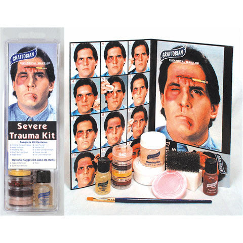 Trauma Make-up Kit