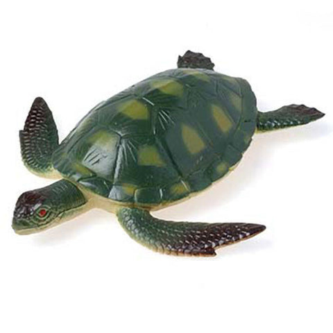 Large Plastic Turtle