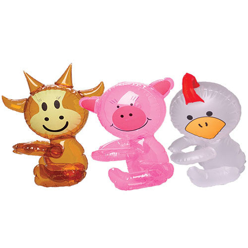 Farm Animal Hug Me Inflates