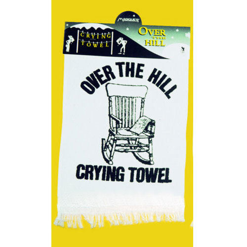 Rocking Chair Crying Towel (1 ct)
