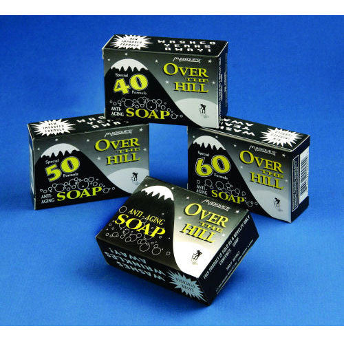 40 Over The Hill Soap (1 ct)