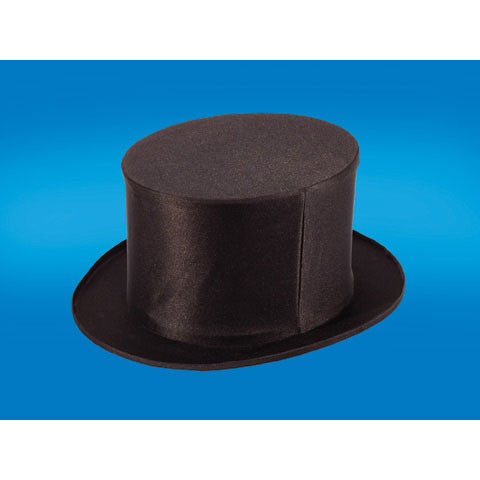 Folding Top Hat Silk