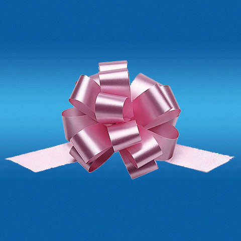 #5 Pink Perfect Bow