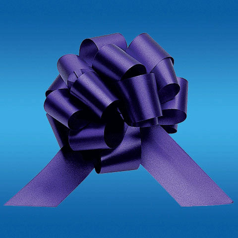 #5 Purple Perfect Bow