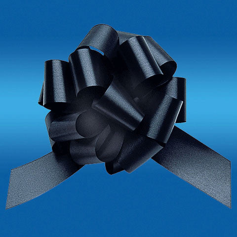 #40 Black Perfect Bow