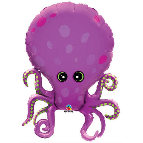 "35"" Amazing Octopus Helium Shape"