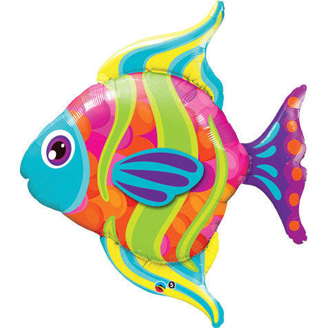 "43"" Fashionable Fish Helium Shape"