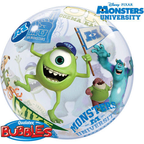 "22"" Monsters University Bubble Balloon"
