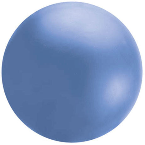 Qualatex 4' Blue Chloroprene Balloon