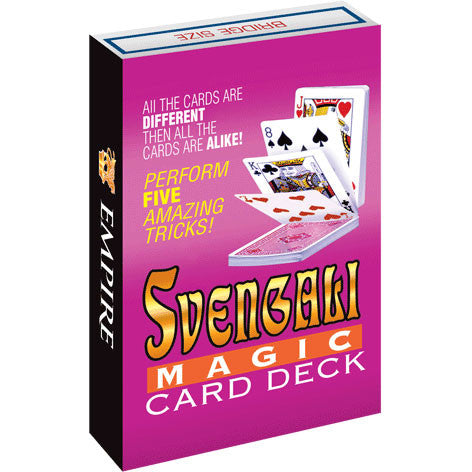 Svengali Deck Wrapped w/Instructions