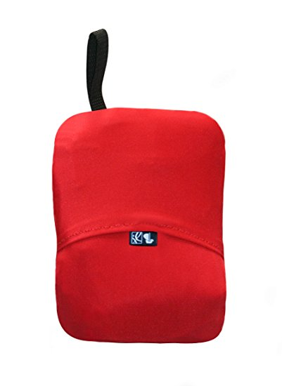 JL Childress Gate Check Bag For Car Seats Red