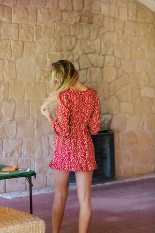 Indio Slit Midi Dress
