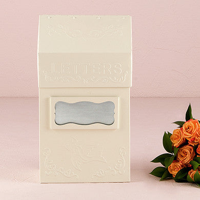 """Special Delivery"" Letter Box - LoveStruck Weddings"