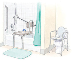 Bathroom Safety and Bath Care