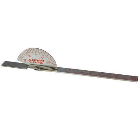 "Deluxe 6"" Finger Goniometer - Budget Medical Supplies"