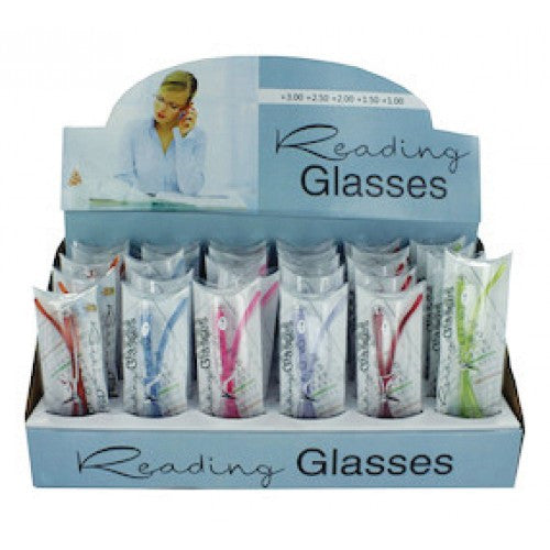 Reading Eyeglasses Display - Budget Medical Supplies