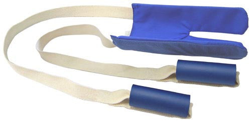 Deluxe Terry Covered Sock Aid with Foam Handles - Budget Medical Supplies