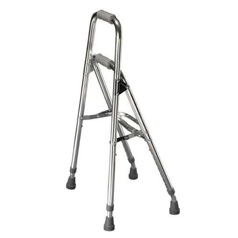 Side Hemi Walker and Cane - Budget Medical Supplies