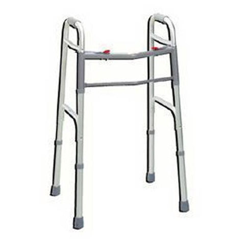 Youth Easy-Release 2 Button Folding Walker - Budget Medical Supplies