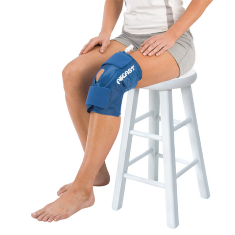 Aircast Cryo/Cuff Knee System & Cooler - Budget Medical Supplies
