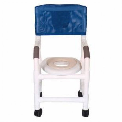 Superior Shower Chair with Pediatric or Small Adult Reducer Seat - Budget Medical Supplies