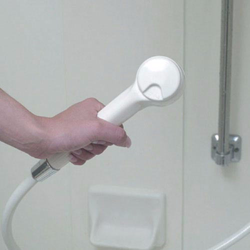 Hand Held Shower Head with On/Off Switch - Budget Medical Supplies