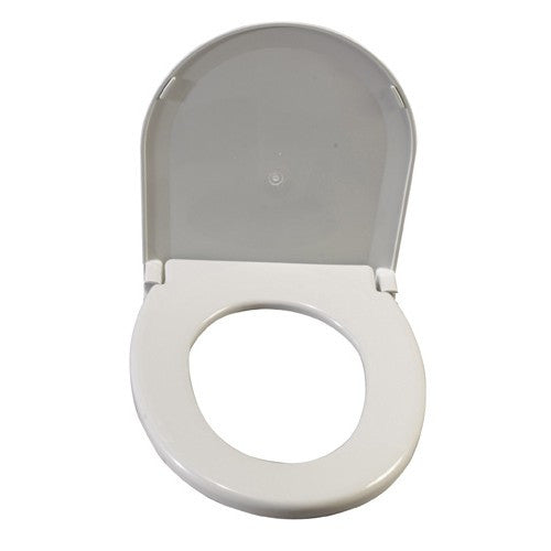 Oversized Oblong Toilet Seat with Lid - Budget Medical Supplies