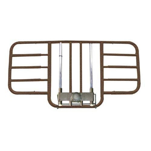 Half Length Bed Rail with Adjustable Width - Budget Medical Supplies