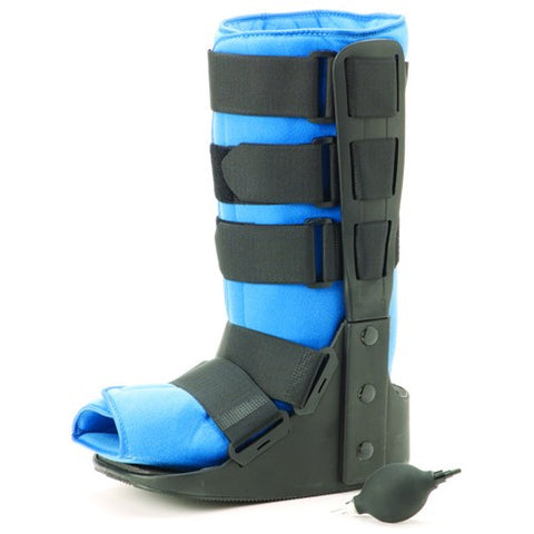 Air Traveler Walker High Boot Lo-Profile with Bladder - Budget Medical Supplies