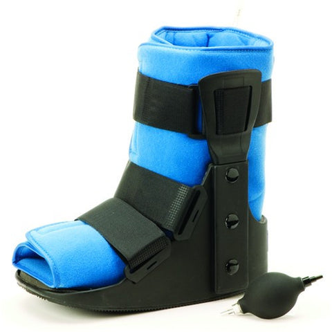 Air Traveler Walker Low Boot Lo-Profile with Bladder - Budget Medical Supplies