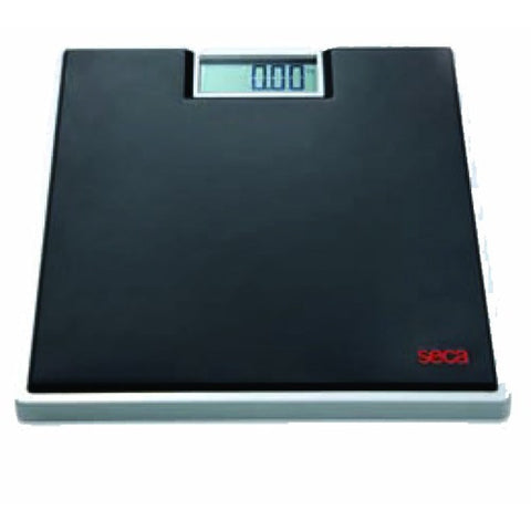 Digital Floor Scale with Black Matting - Budget Medical Supplies