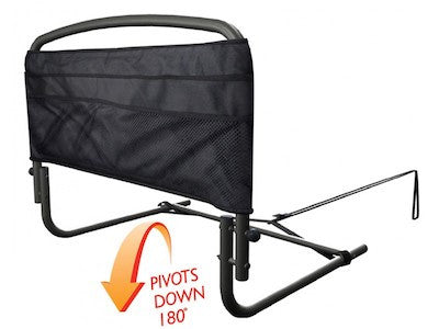 "30"" Safety Bed Rail & Padded Pouch - Budget Medical Supplies"