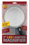 Round LED Lighted Magnifier - Budget Medical Supplies