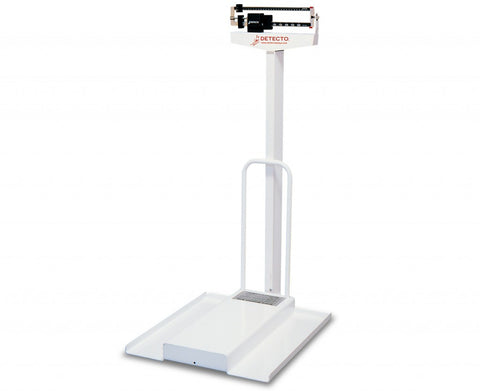 Wheelchair Scale With Ramp - Budget Medical Supplies