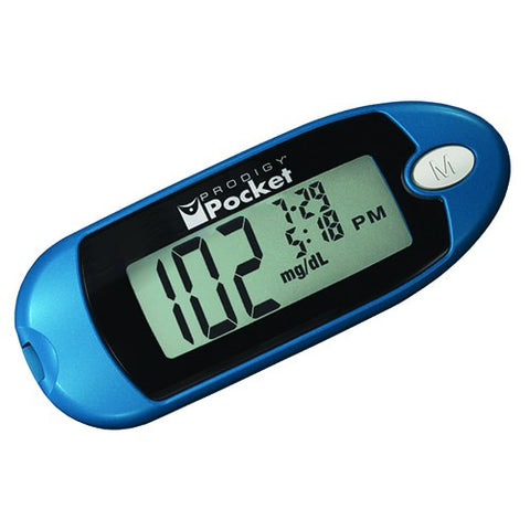 Prodigy Pocket Meter Kit Blue - Budget Medical Supplies