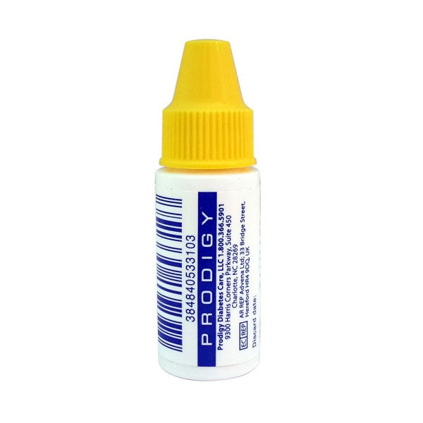 Control Solution 'Low' 4 ml - Budget Medical Supplies