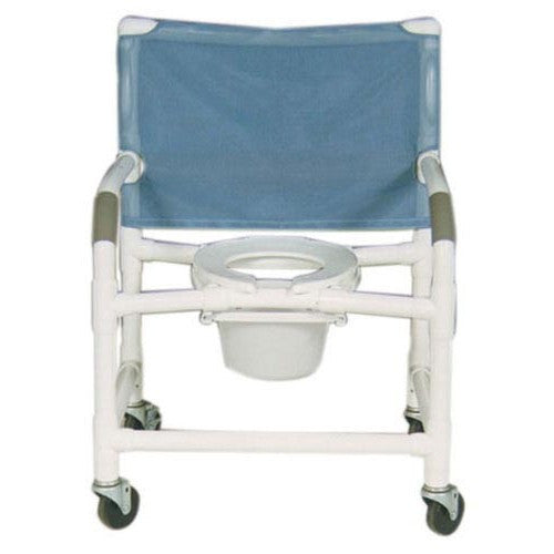 Superior X-Wide Shower Chair - PVC - Budget Medical Supplies