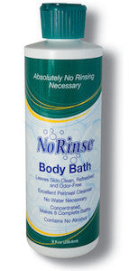 NoRinse Body Bath - Budget Medical Supplies