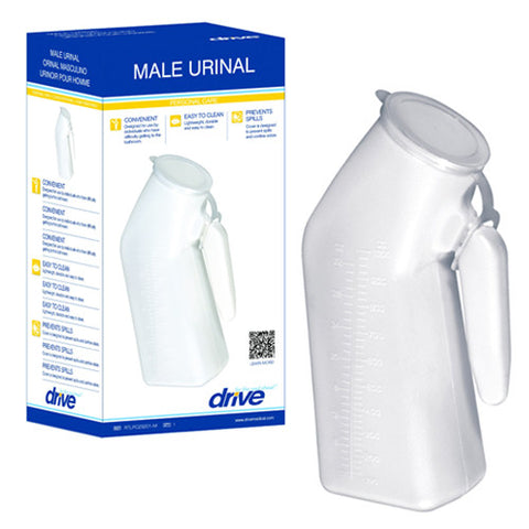 Male Urinal - Budget Medical Supplies
